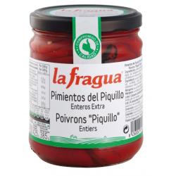 Pimiento Piquillo Ent. Verde 18-22 Extra Lata 1/2 kg
