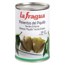 Pimiento Morrón Entero Extra Lata 1/4 kg