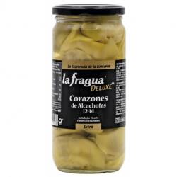 Alcachofa Cuarteada I Lata 3 kg