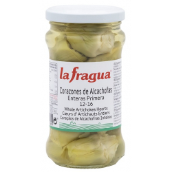 Alcachofa Entera 10-14 I Tarro-460