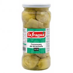 Guisantes Extrafinos y Zanahorias Baby Tarro-370