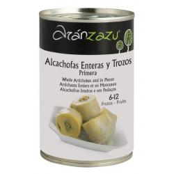 Guisantes Muy Finos al Natural Extra Lata 1/6 kg