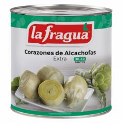 Guisantes Medianos al Natural Extra Lata 1/2 kg