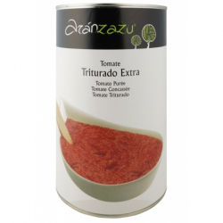 Tomate Troceado (Dados) Natural I Lata 1 kg
