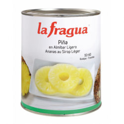 Melocotón en Almíbar Ligero Mitades Extra Lata 3 kg