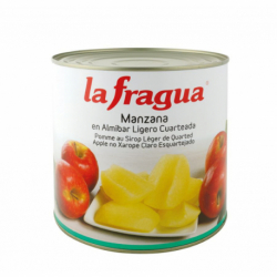 Mermelada de Fresa Extra Cubo 4,2 kg