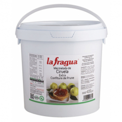 Mermelada de Naranja Amarga Extra Cubo 4,2 kg