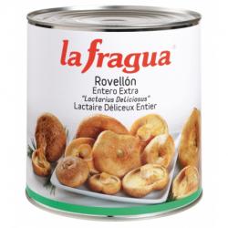 Crema de Jamón Curado Lata 700 g