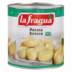 Habitas Fritas Mini Baby en Oliva Tarro-370
