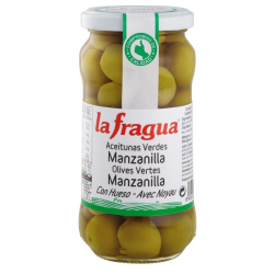 Aceitunas Sabor Anchoa 161/200 I Lata 5 kg