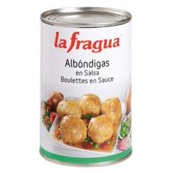 Aceitunas Rellenas de Anchoa 280/300 I Lata 1/3 kg