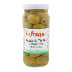 Aceitunas Rellenas de Anchoa 161/200 I Lata 5 kg
