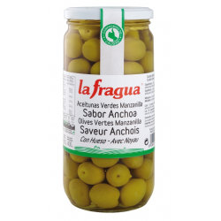 Aceitunas Negras Enteras 241/260 I Lata 5 kg