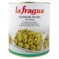 Zanahoria Rodajas I Lata 3 kg