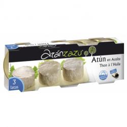 Berberechos 55-70 al Natural Lata OL-120
